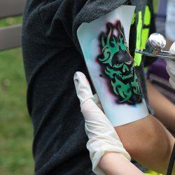 Airbrush Tattos