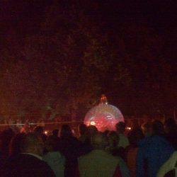 Park und Lichtfest