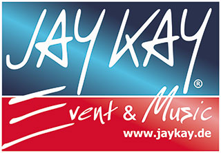 JAY KAY Event & Music Logo
