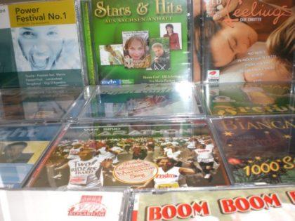 Werbe CDs Event & Music Merchandising