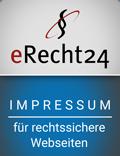 Impressum bei E-Recht 24